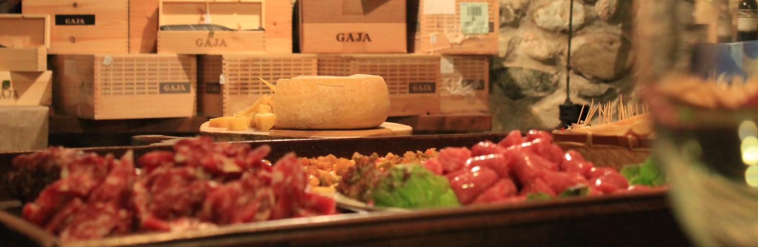 Esposizione cibo Santa Rosalia